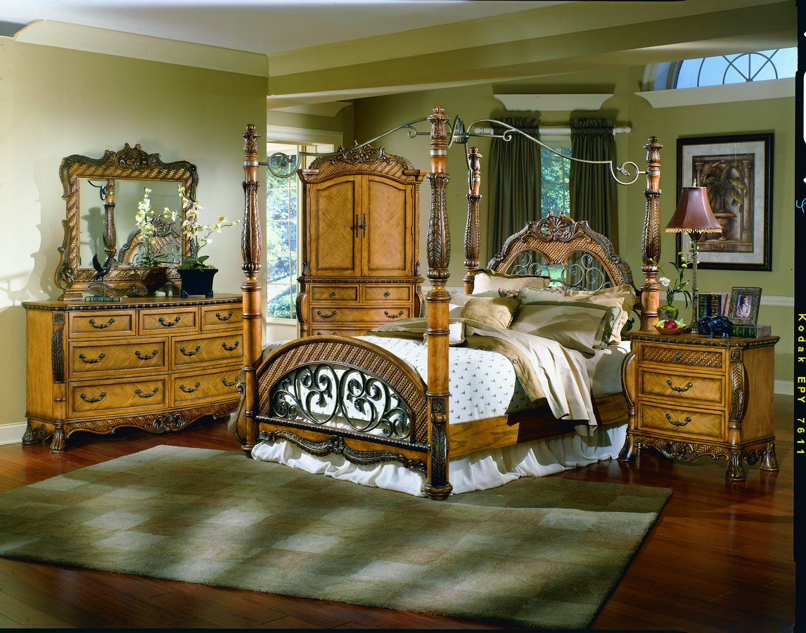Homelegance South Beach Bedroom Collection
