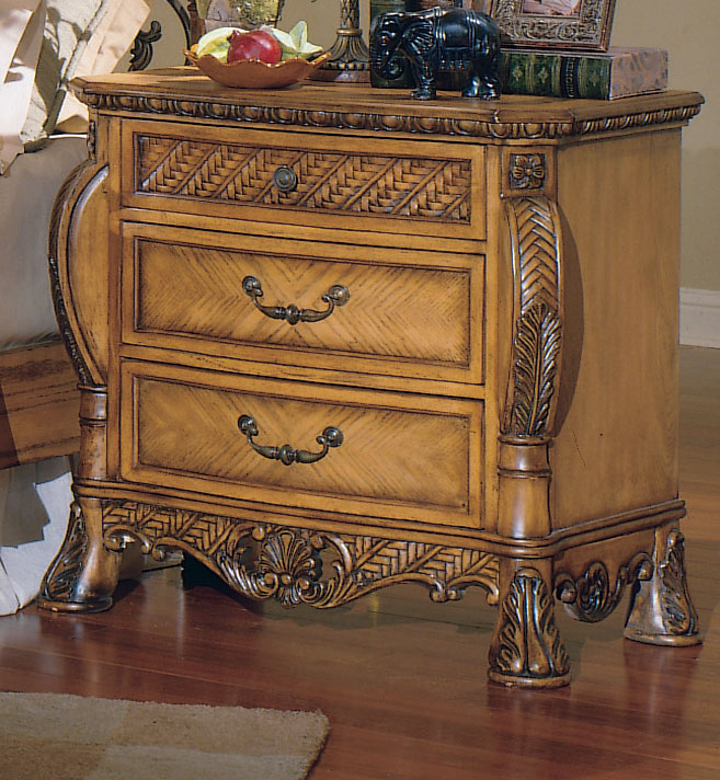 Homelegance South Beach Night Stand