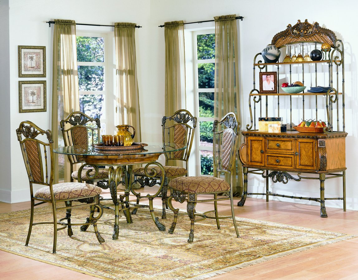 Homelegance South Beach Dining Collection