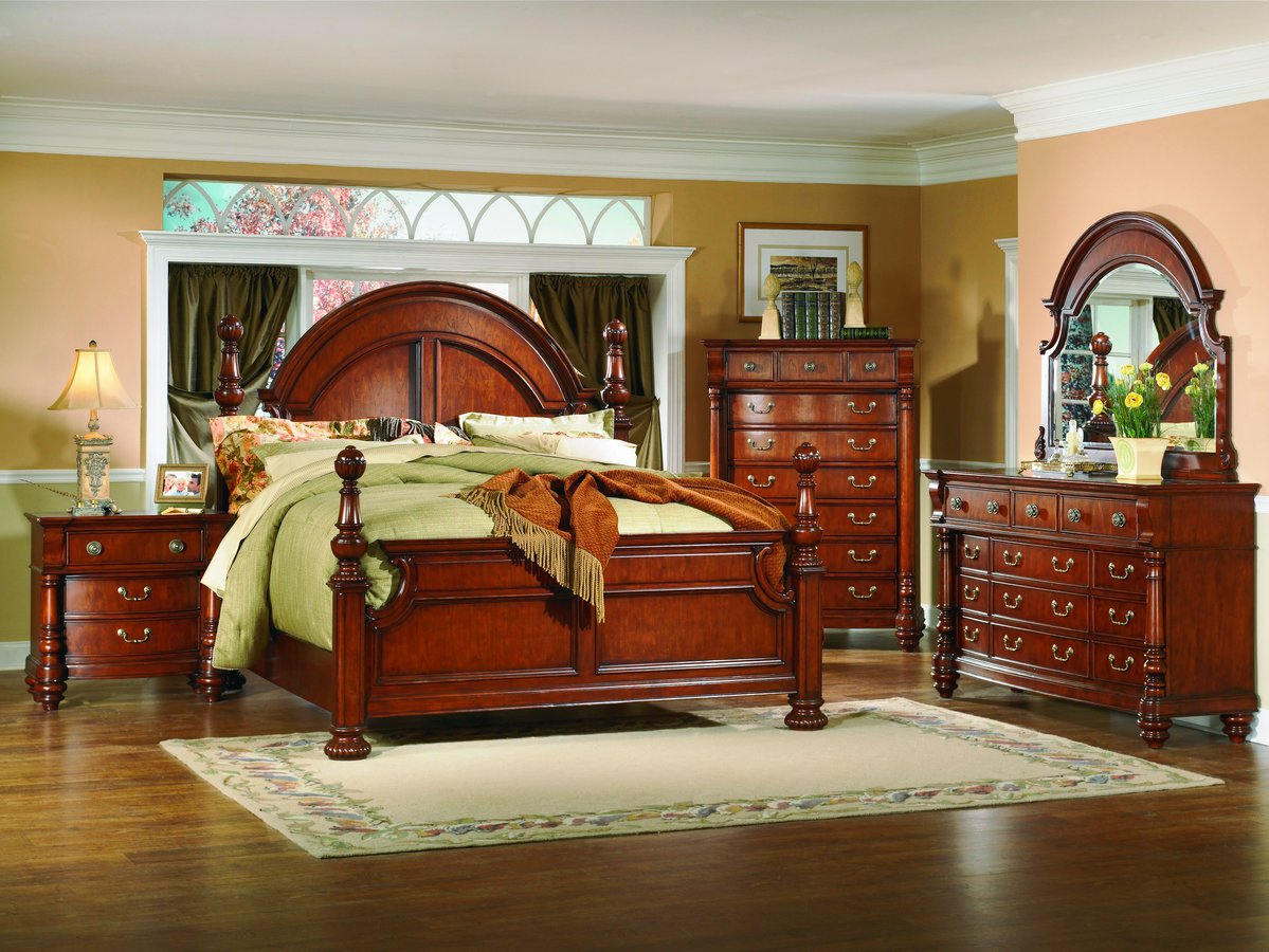 Homelegance Yorkshire Bedroom Collection