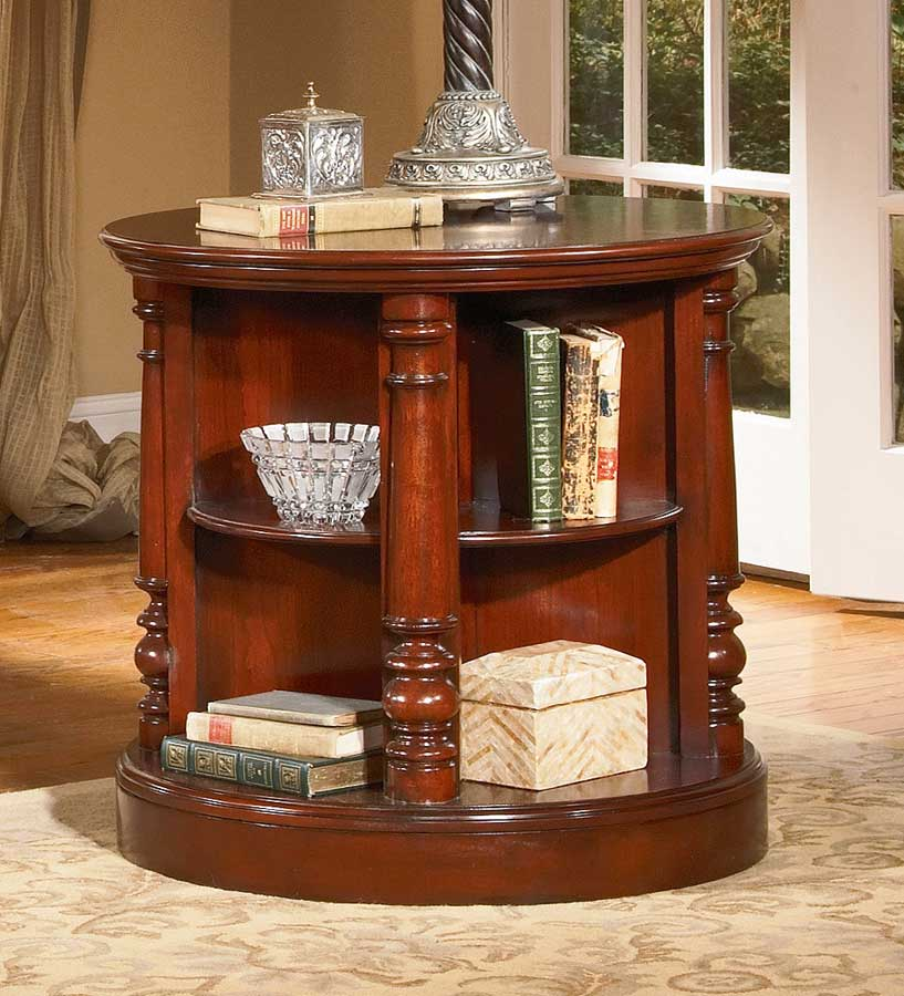 Homelegance Yorkshire Revolving Book Table Buy Office Furniture Online