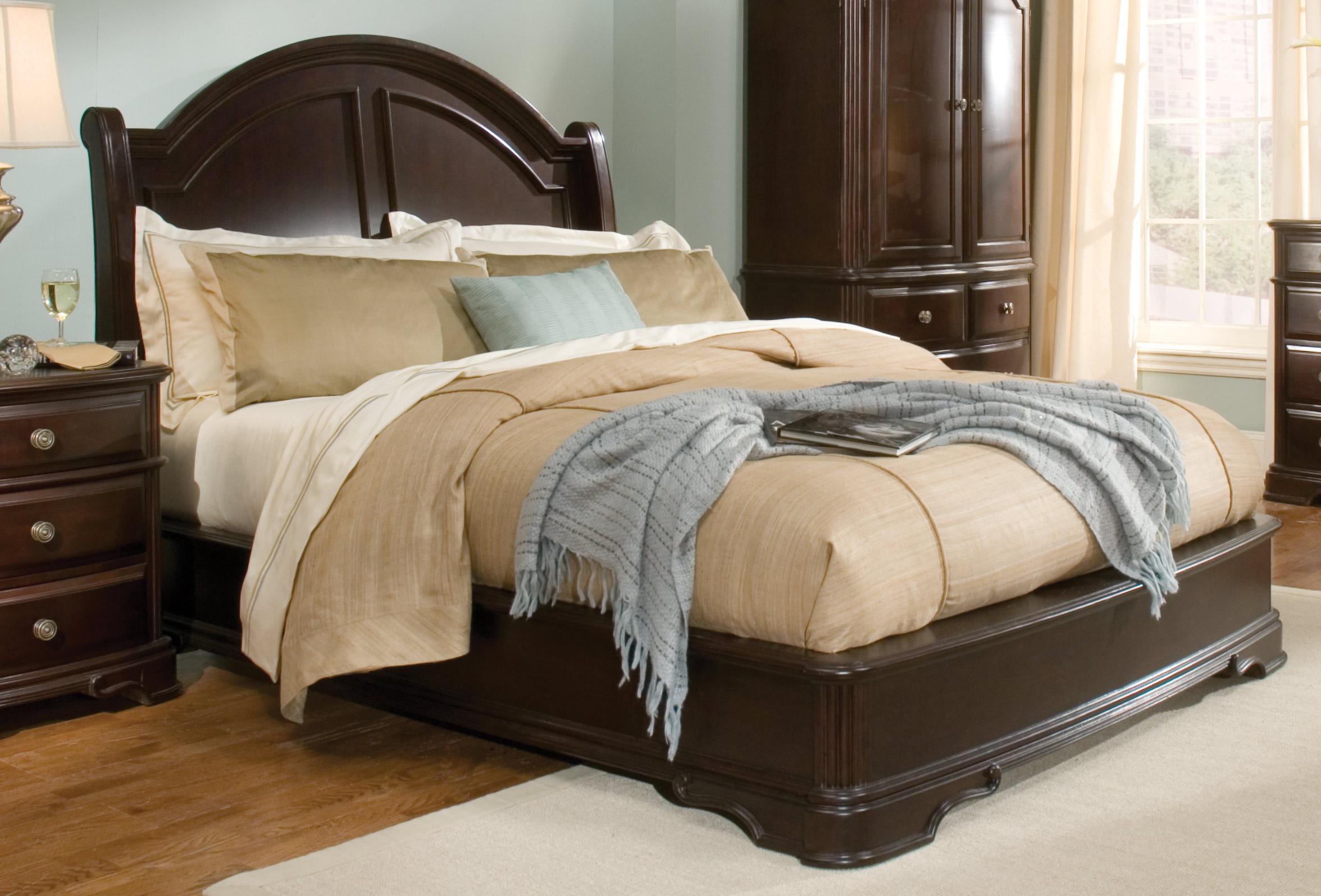 Homelegance Grandover Bed 858LP-1
