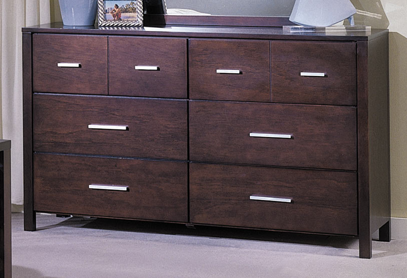 Homelegance Strata 6 Drawer Dresser