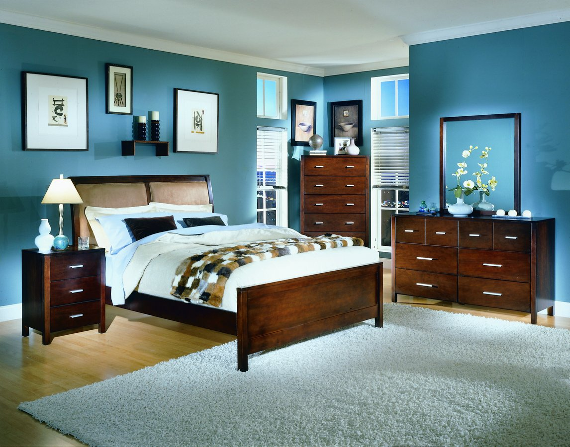Homelegance Strata Bedroom Collection