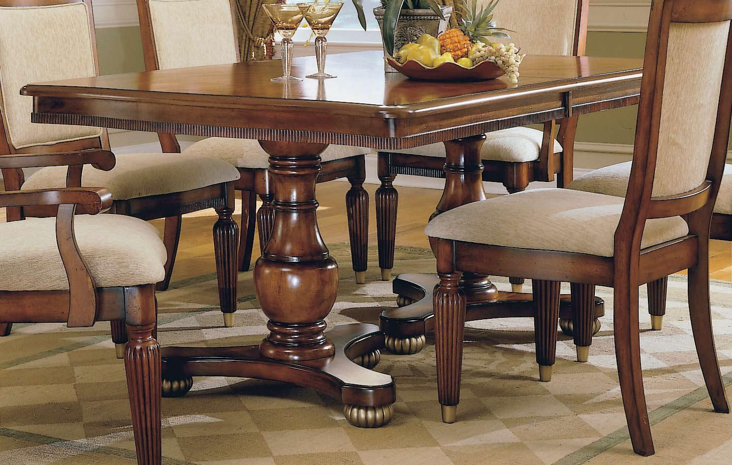Homelegance Waterford Pedestal Dining Table