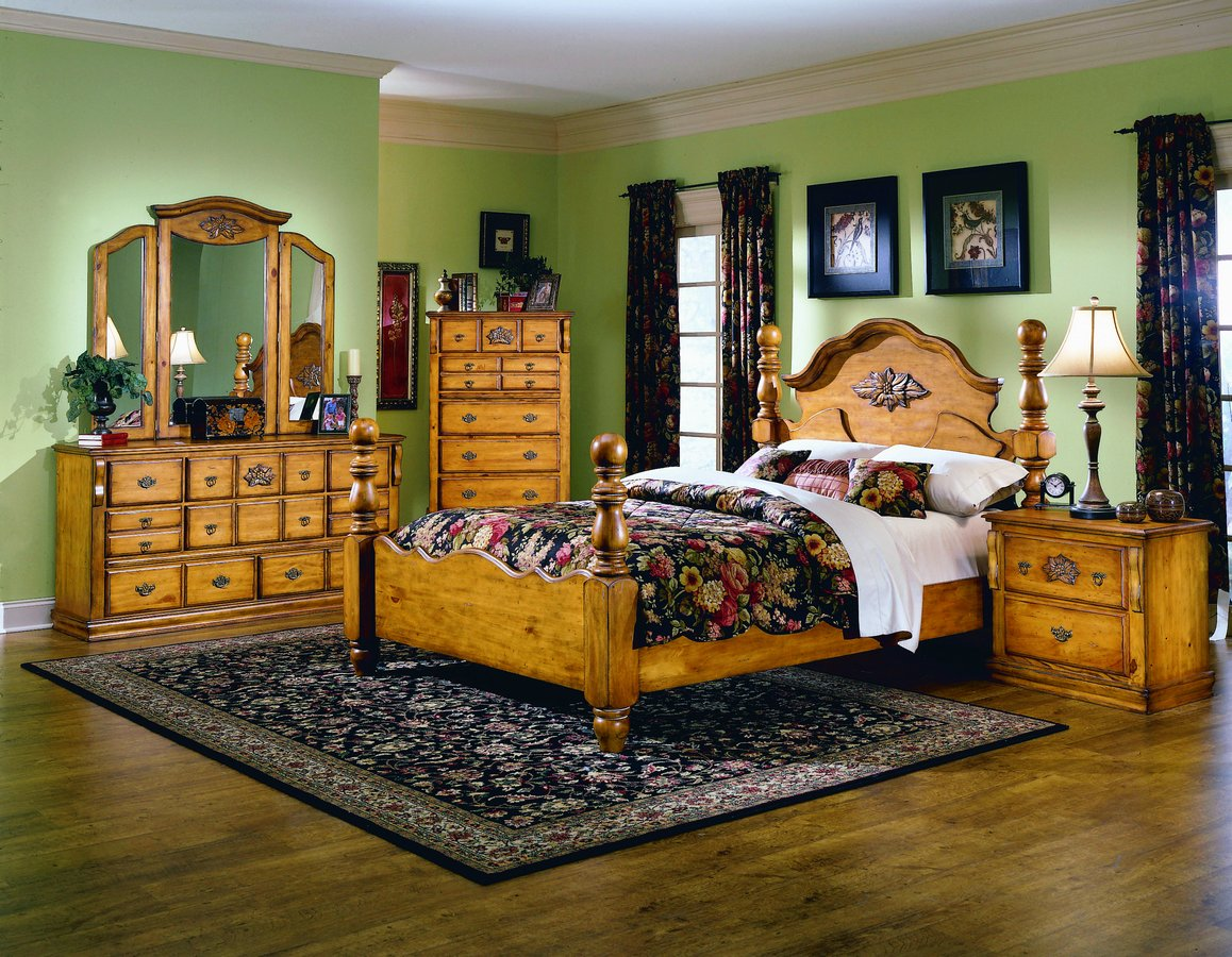 Homelegance Bunyan Bedroom Collection