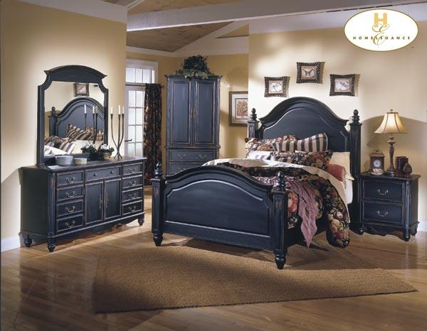 Homelegance Bridges Bedroom Collection