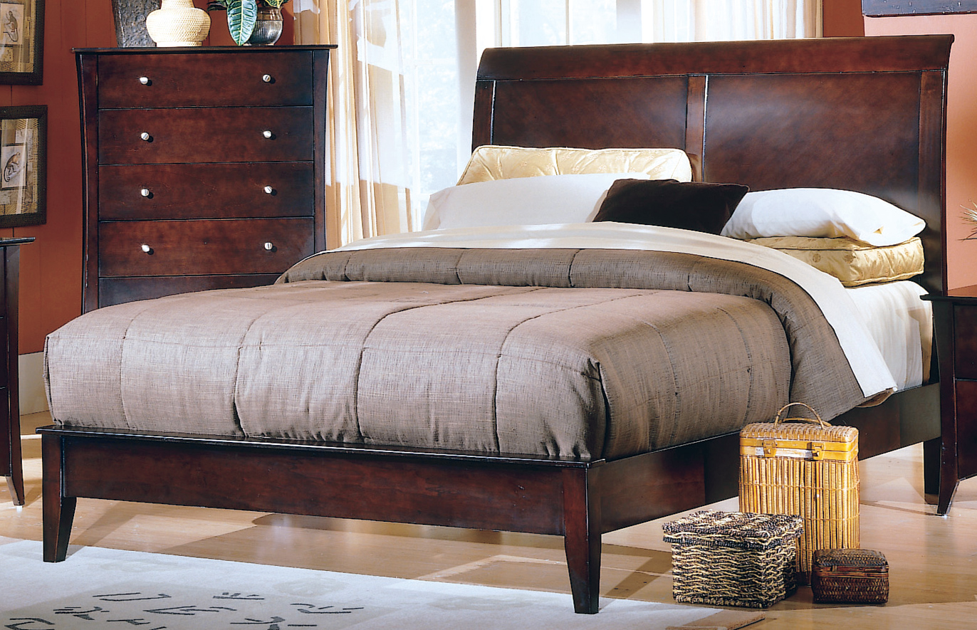 Homelegance Borgeois Low Profile Bed