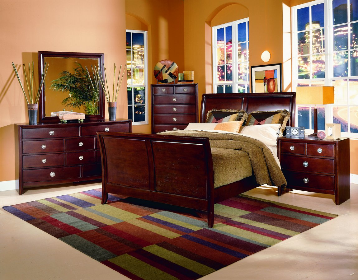 Homelegance Capria Bedroom Collection Complete 6 Pcs