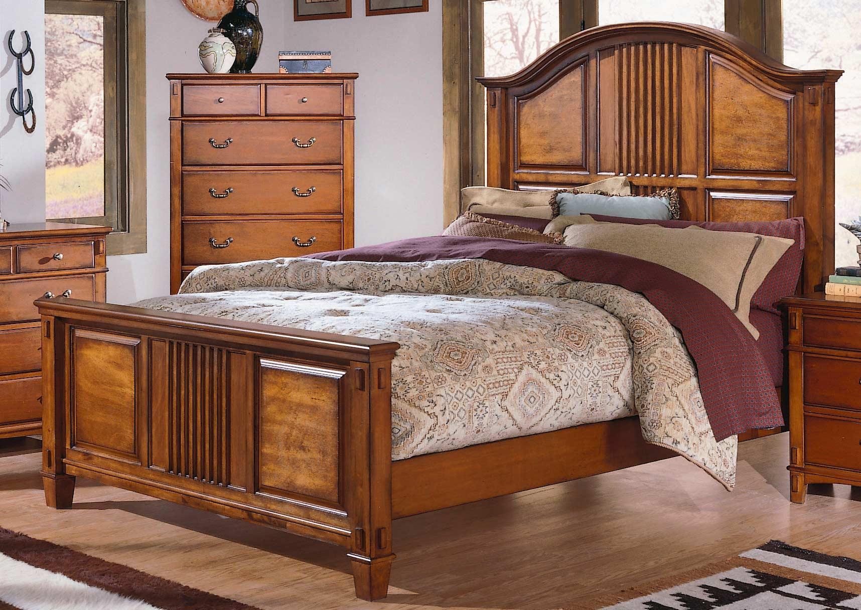 Homelegance Mission Hills Bed