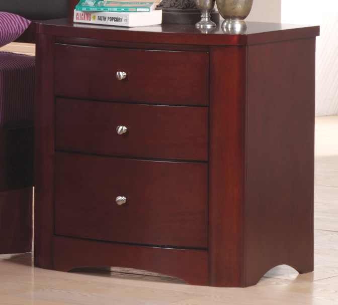 Homelegance Remy Night Stand