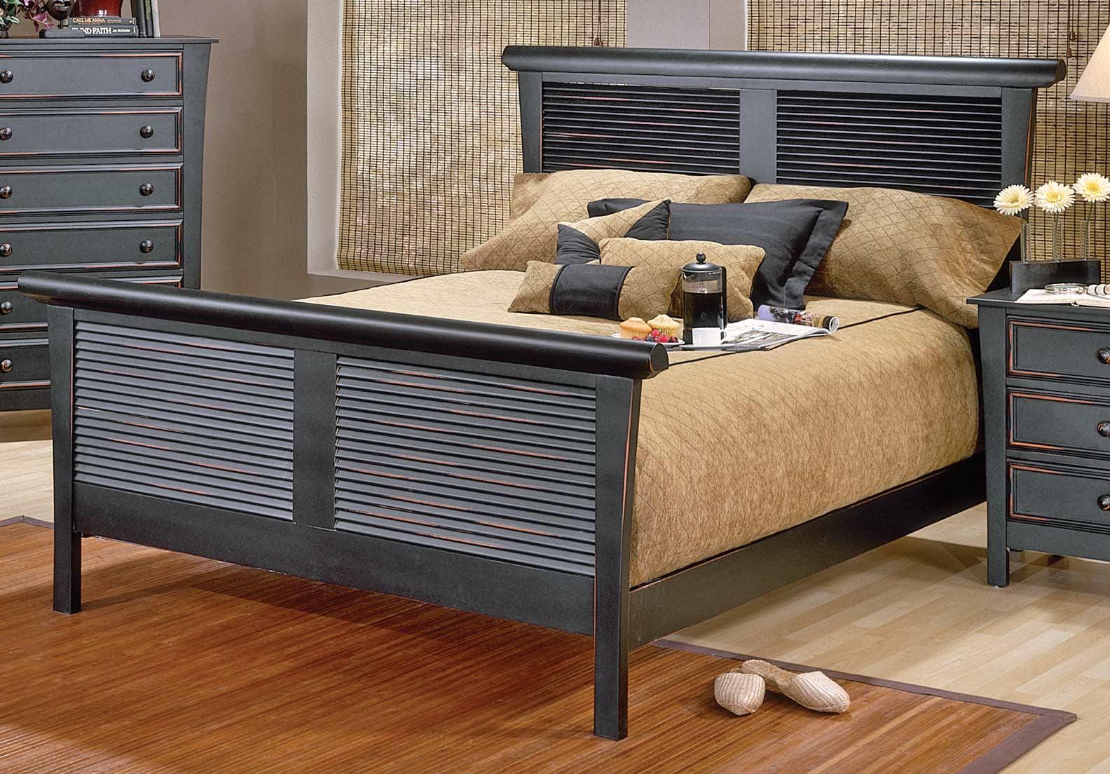 Homelegance Afton Bed