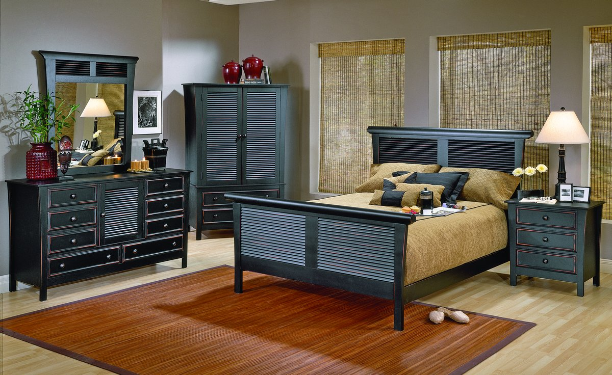 Homelegance Afton Bedroom Collection