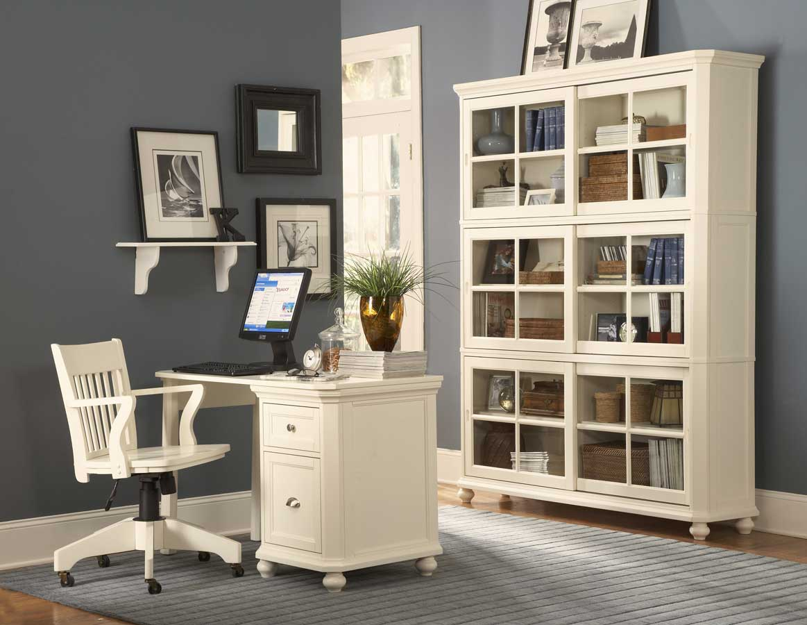 Hanna Office Desk White-Homelegance