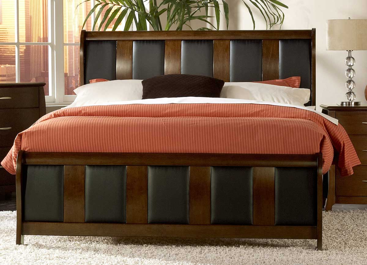 Homelegance Beaumont Sleigh Bed