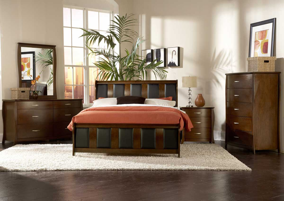 Homelegance Beaumont Sleigh Bedroom Collection