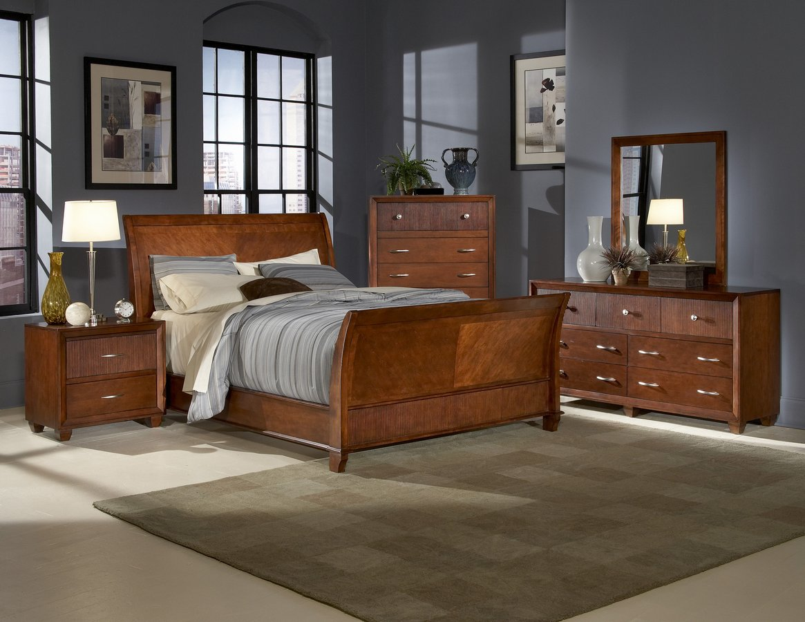 Homelegance Simplicity Bedroom Collection Complete 6 Pcs