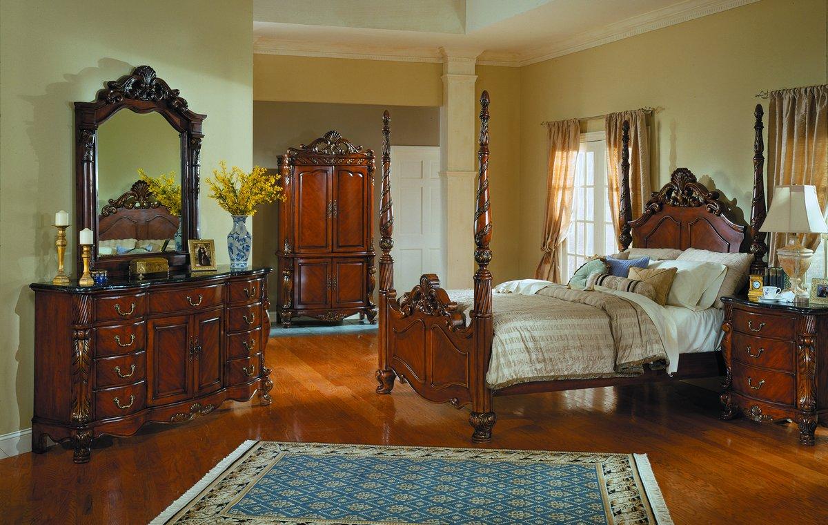 Homelegance Prince Edward Bedroom Collection