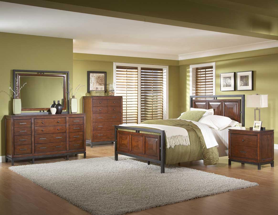 Homelegance Skyline Panel Bedroom Collection