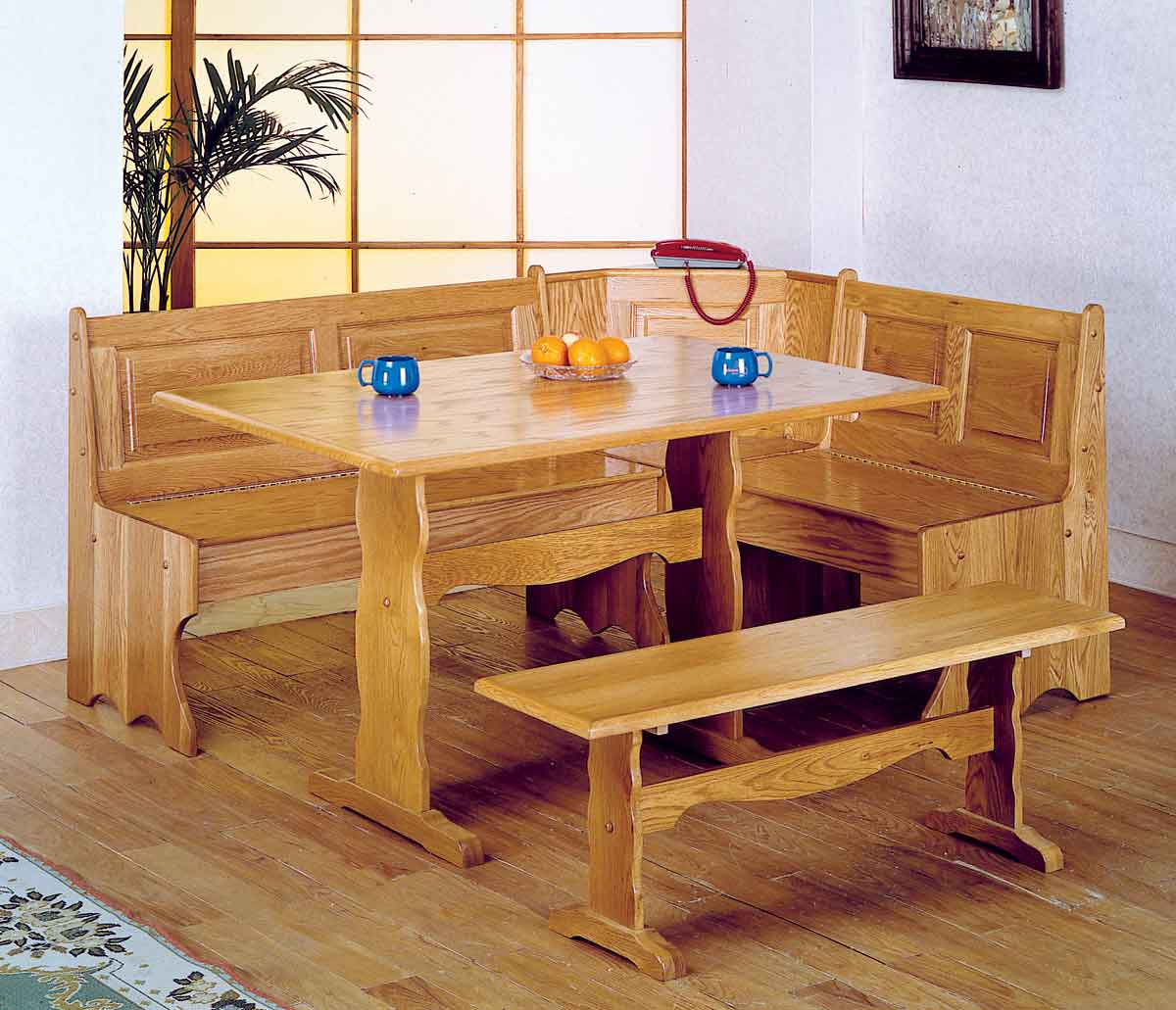 Homelegance Rodeo Table