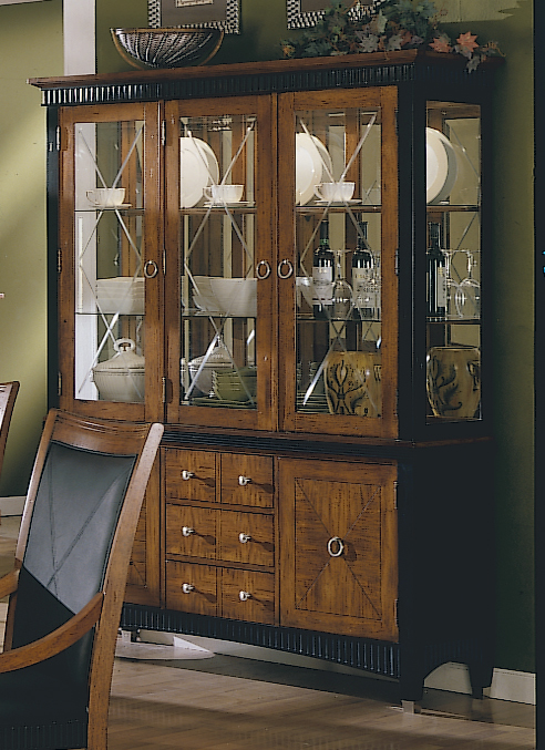 Homelegance Chameleon China Cabinet