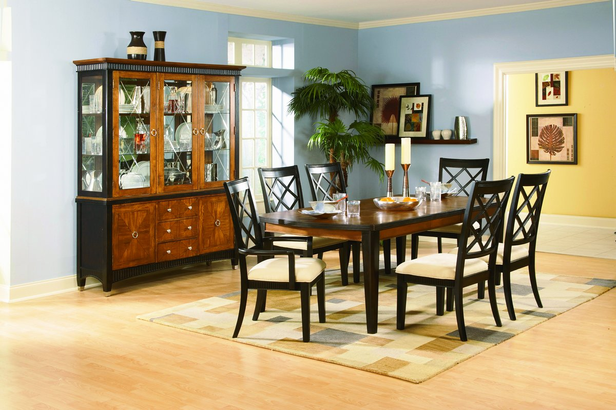Homelegance Chameleon Dining Collection 110F