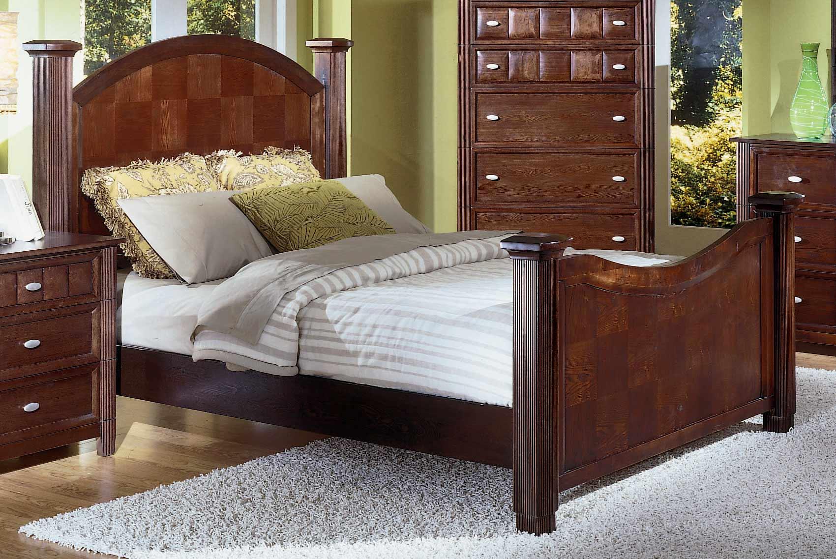 Homelegance Horizon Queen Bed