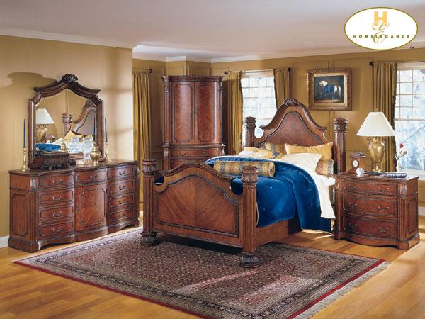 Homelegance Montebello Bedroom Collection
