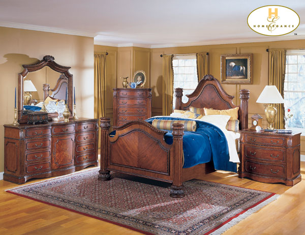 Homelegance Montebello Queen Bed