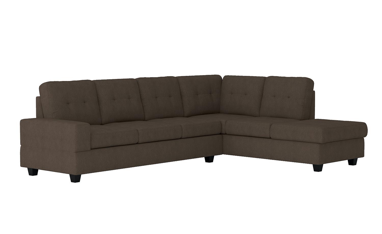 Homelegance Maston Sectional Sofa Set - Chocolate
