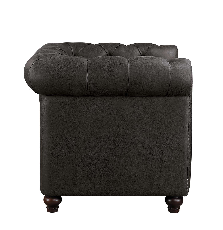 Homelegance Wallstone Chair - Brown