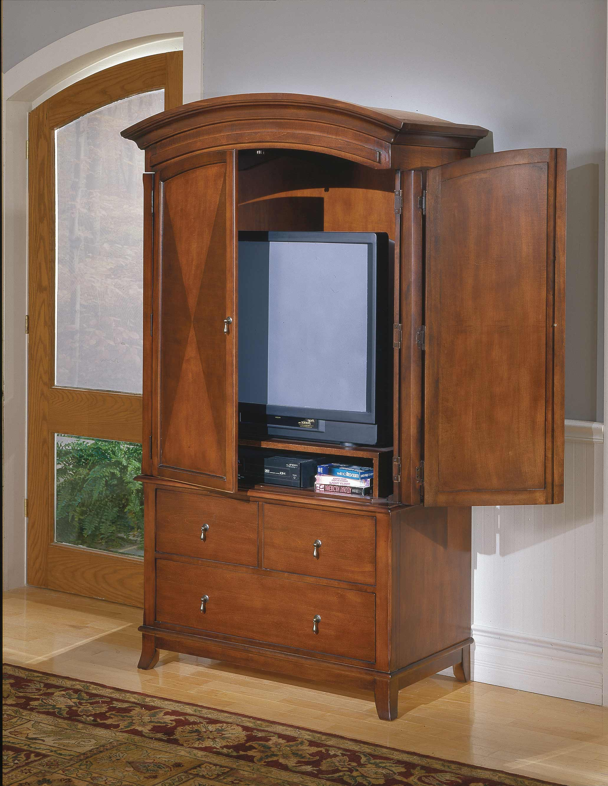 Homelegance Avalon TV Armoire