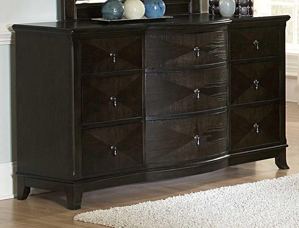 Homelegance Avalon Dark Dresser