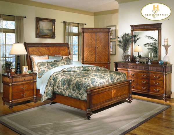 Homelegance Pompei Bedroom Collection