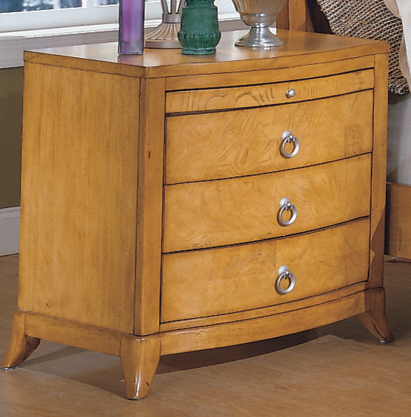 Homelegance Maltese Night Stand