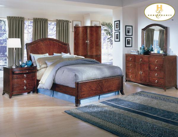 Homelegance Maltese Bedroom Collection