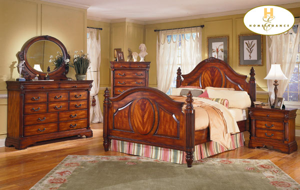 Homelegance Madison County Bedroom Collection