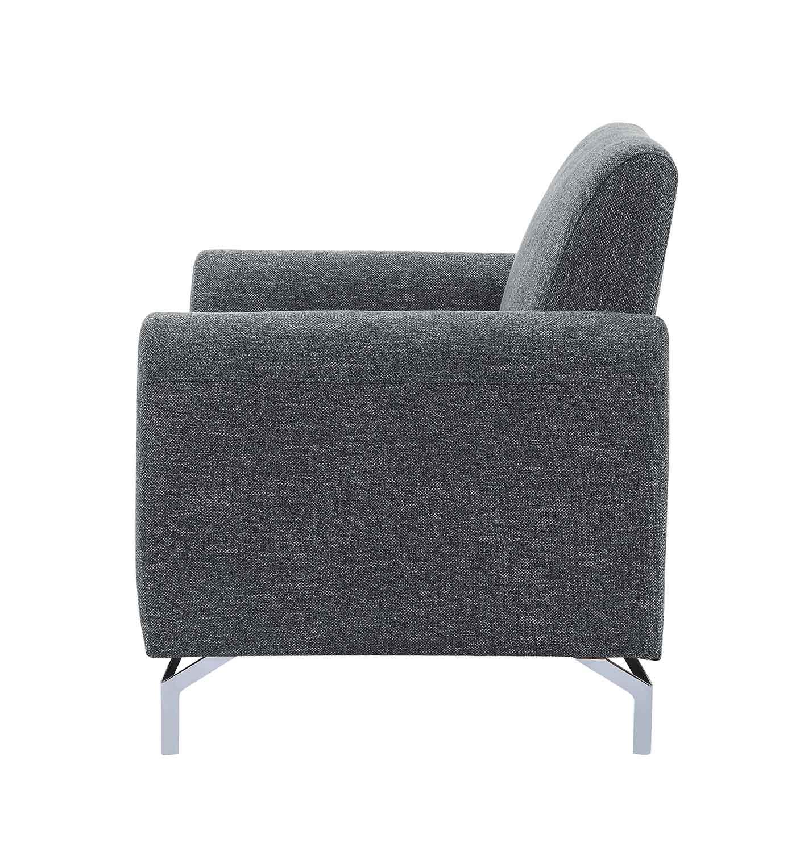 Homelegance Venture Chair - Dark gray