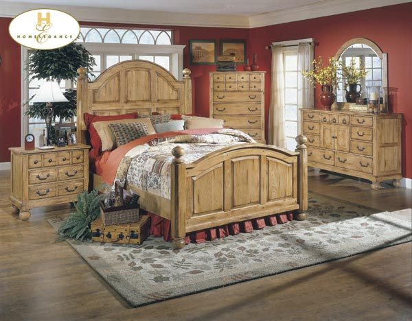 Homelegance Mendocino Bedroom Collection