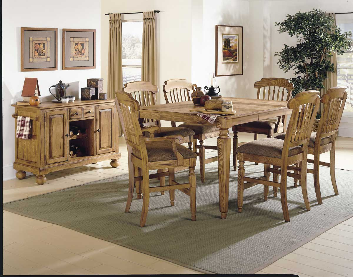 Homelegance Mendocino Pub Dining Collection