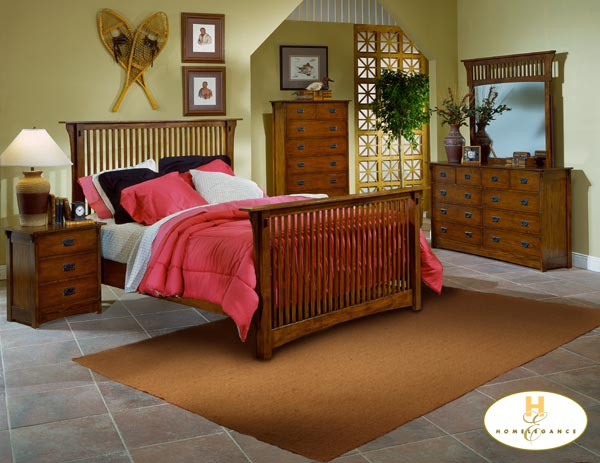 Homelegance Santee Bedroom Collection
