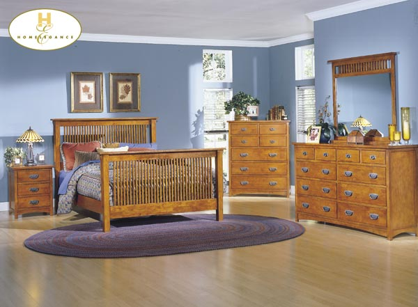 Homelegance The Valley Bedroom Collection