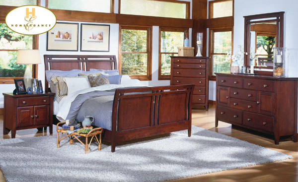 Homelegance The Richmond Bedroom Collection