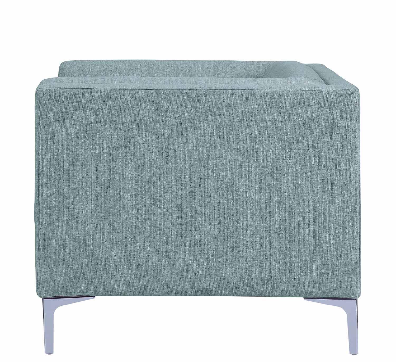 Homelegance Vernice Chair - Light fog gray