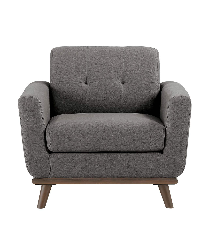 Homelegance Rittman Chair - Gray