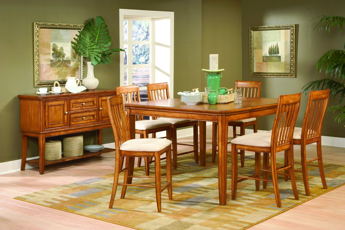 Homelegance Laurel Heights Pub Dining Collection
