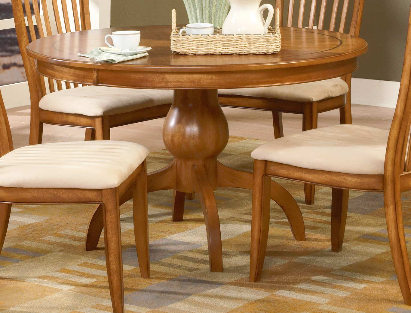 Homelegance Laurel Heights Round Dining Table