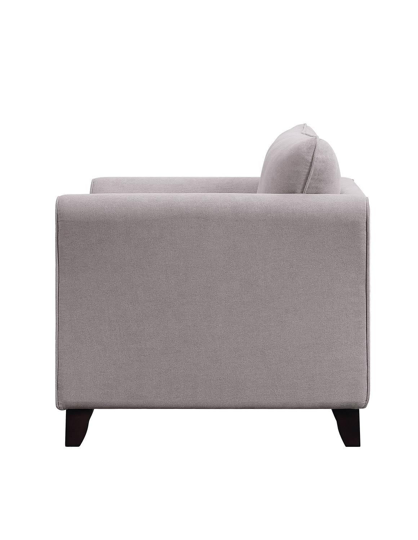 Homelegance Barberton Chair - Mushroom
