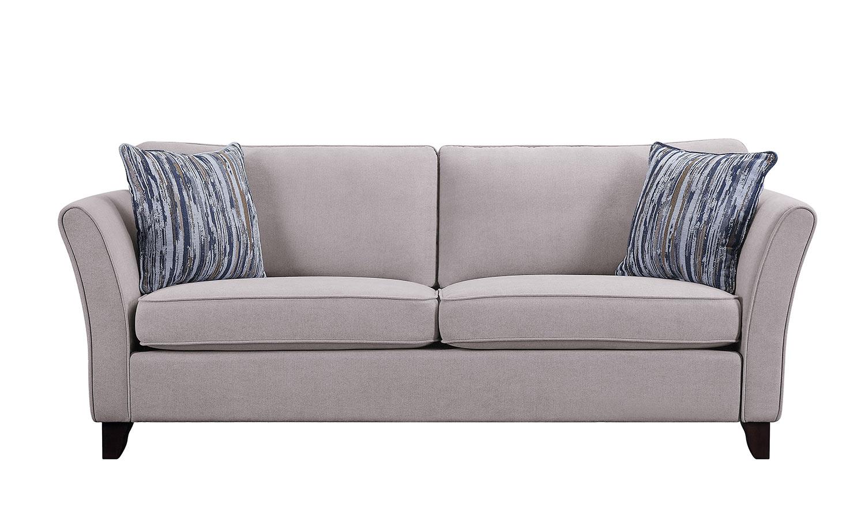 Homelegance Barberton Sofa - Mushroom