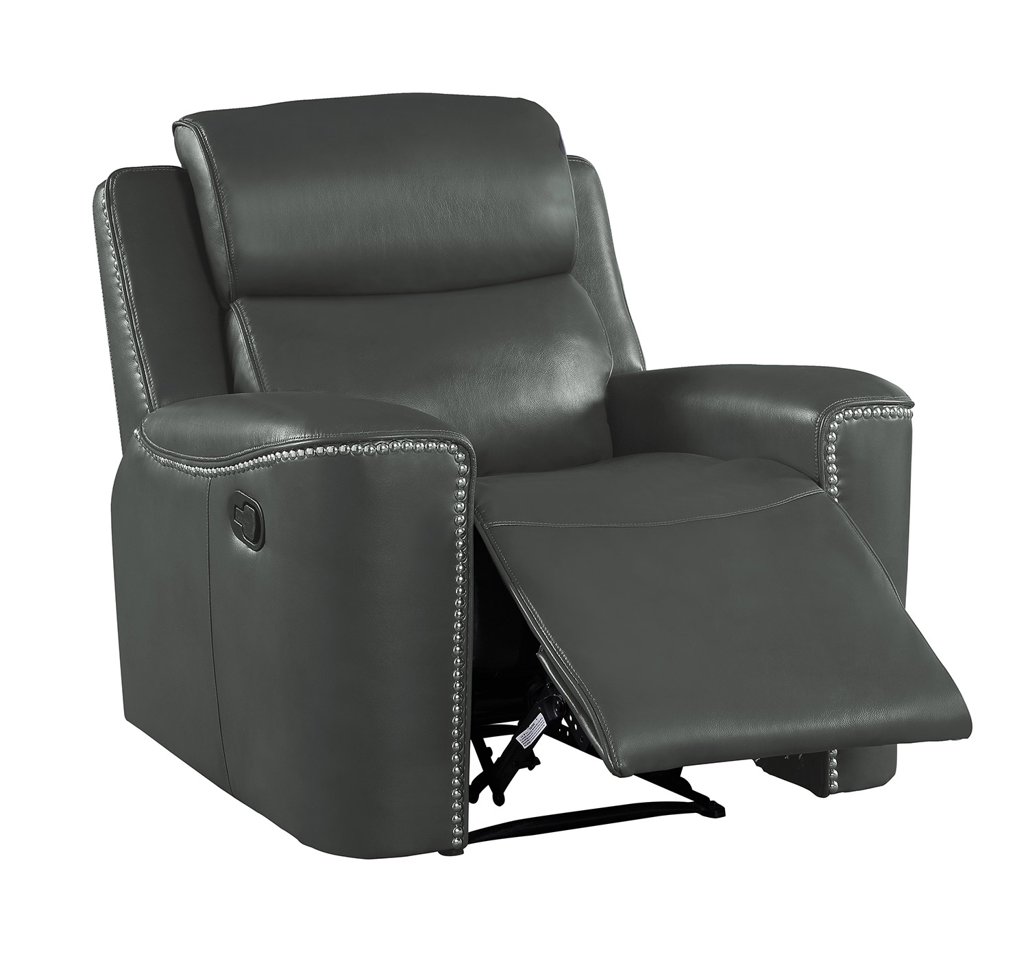 Homelegance Altair Reclining Chair - Gray
